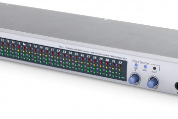 Interface Firewire PreSonus FireStudio Lightpipe