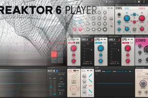Instrumento y motor de efectos gratis Native Instruments Reaktor Player para PC y Mac