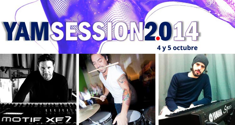Yamaha Yamsession 2.0 2014