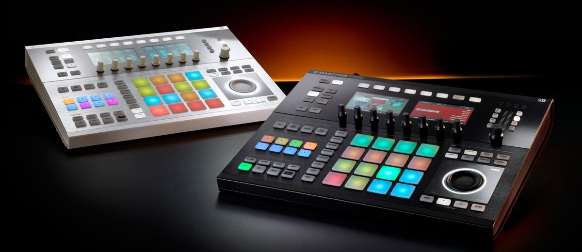 Native Instruments Maschine Studio está disponible en dos colores