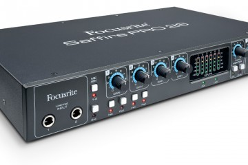 Interface de audio Saffire Pro 26