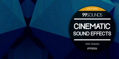 99Sounds Cinematic Sound Effects