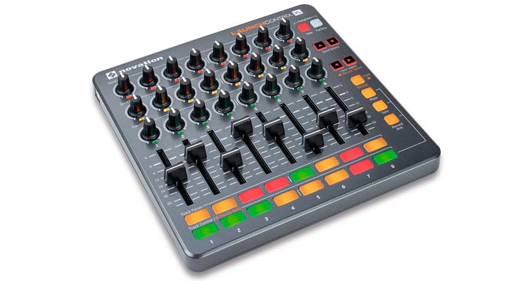 Novation Launch Control XL, nuevo controlador integral para Ableton Live