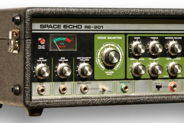 Roland Space Echo RE-201, frontal