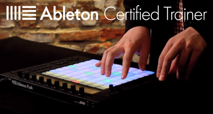 Ableton Certified Trainer