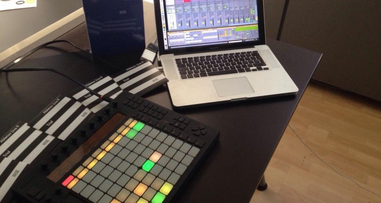 Ableton Live y Push