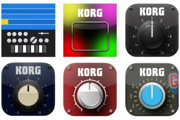 Apps de Korg: ya compatibles con Apple iOS 8