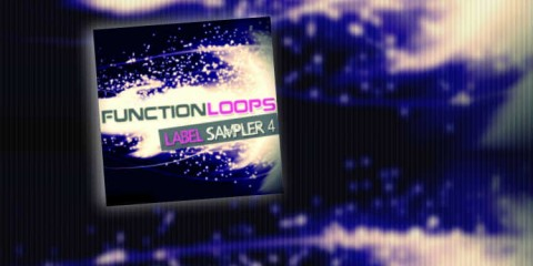 Function Loops Label Sampler 4 - Sonidos WAV y MIDI: 1GB de samples gratis para EDM, trance & house