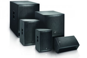 LD Systems GT Series: altavoces y subwoofers para PA
