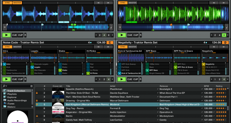 Traktor 2.9, Native Instruments salta a 64bit y STEMS