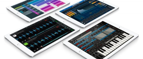 Apple iPad Air 2: apps musicales