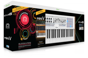 Arturia Producer Packs: teclados MIDI y software musical de alta calidad