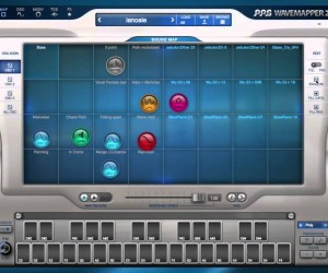 PPG WaveMapper 2, nuevo sinte plugin inminente para PC y Mac, creado por Wolfgang Palm