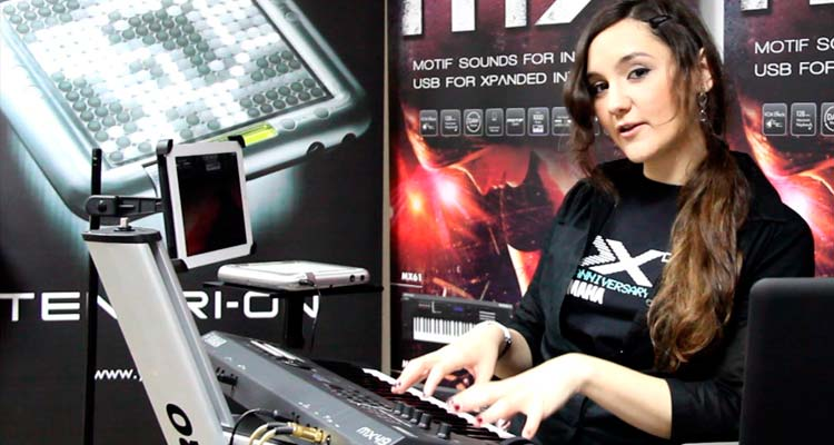 Clinics de Yamaha en Canarias: workstations, sintes y Stage Piano