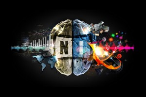 Canal Native Instruments brain collage