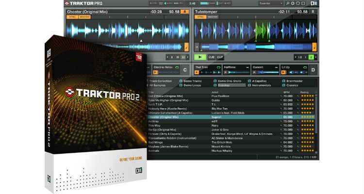 Native Instruments Traktor Pro 2.7.0