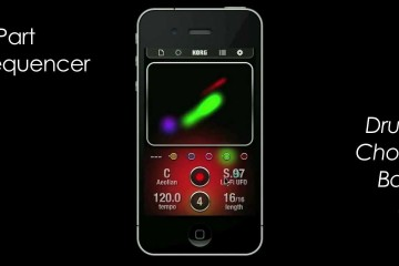 Korg iKaossilator para Apple iPhone