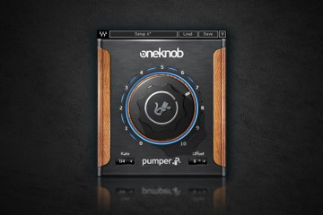 Plugin gratis, Waves OneKnob Pumper