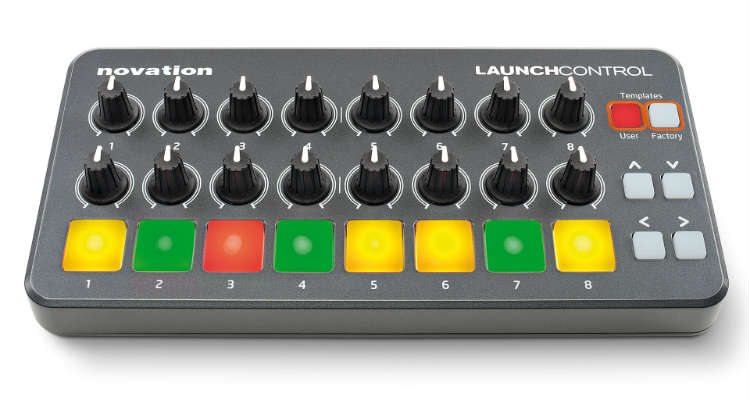Novation Launch Control... ¡microFusa sortea siete!