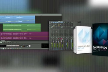 Samplitude Pro X2, estudio musical total