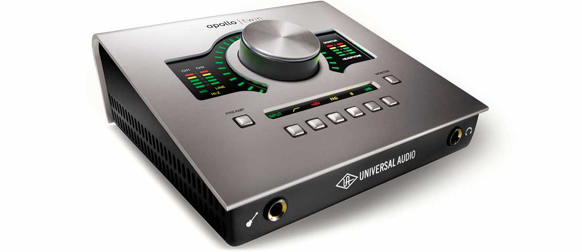 UAD Apollo Twin