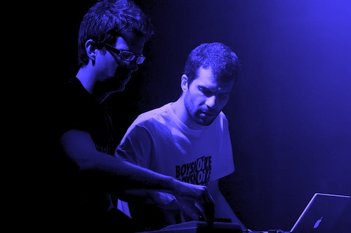 Shadow Dancer con Ableton Live en directo