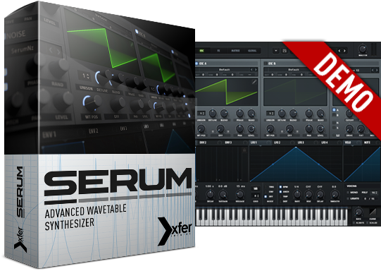 Xfer Records Serum, sintetizador wavetable avanzado