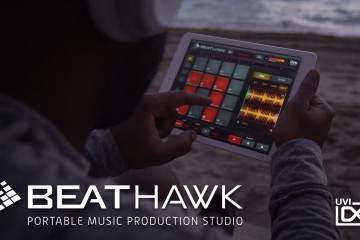UVI BeatHawk, estudio musical para iOS