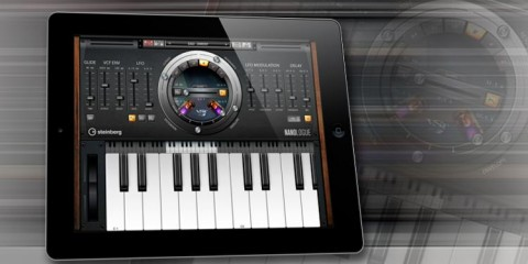 Steinberg Nanologue, un sintetizador virtual-analógico gratis para iPad con Inter-App Audio