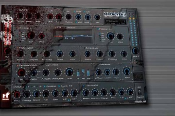 Multiefectos plugin rf Music Destroyer 2