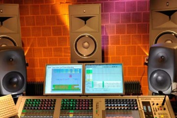 Monitores Genelec 8260A en Stockfisch Records