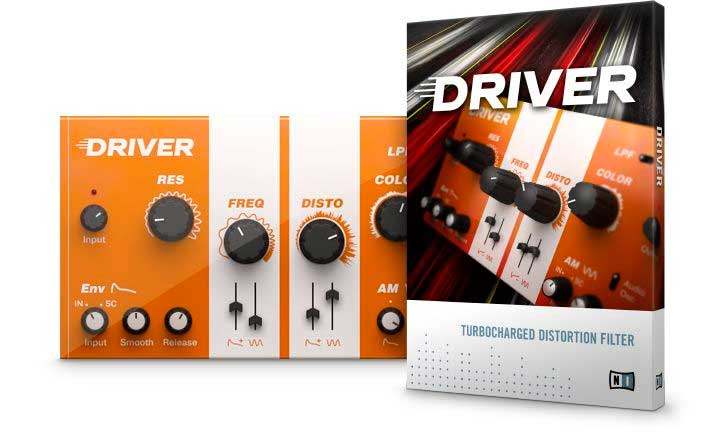 "Native Instruments Driver: un genial regalo ""saturado"" a finales de 2012 -ahora disponible por 24,5€"