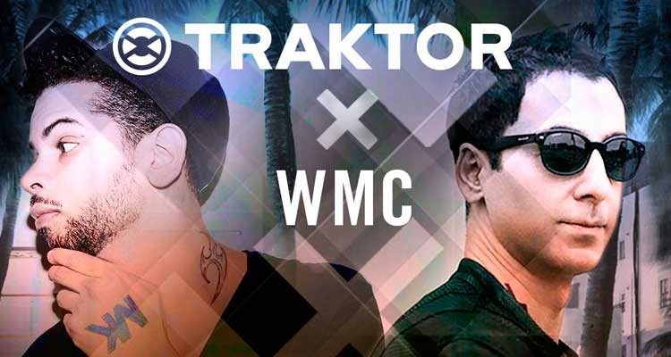 Native Instruments Traktor en vivo desde Winter Music Conference 2015