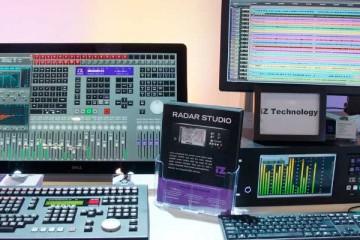 iZ Radar Studio, sistema integrado para Pro Tools