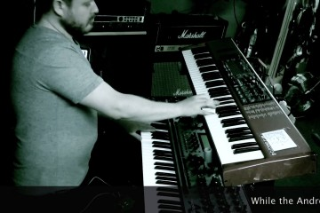 Just Human (Carpark North) - Alesis Andromeda y Nord Electro 4