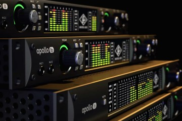 Universal Audio Apollo, interfaces DSP renovados en 2015