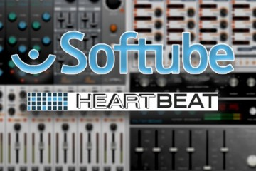 Sintetizador de batería virtual oldschool, Softube Heartbeat
