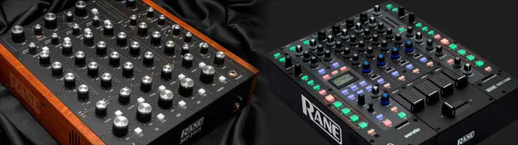 Los actuales Rane MP2015 y Sixty-Four