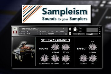 Piano virtual gratis Steinway Grand 3 para Kontakt