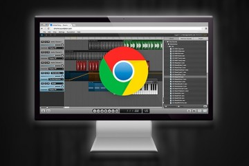 Secuenciador online / DAW Soundation Studio de Chrome