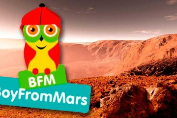 La ópera chiptune: Blow Me Out The Skyhigh (Boy From Mars)