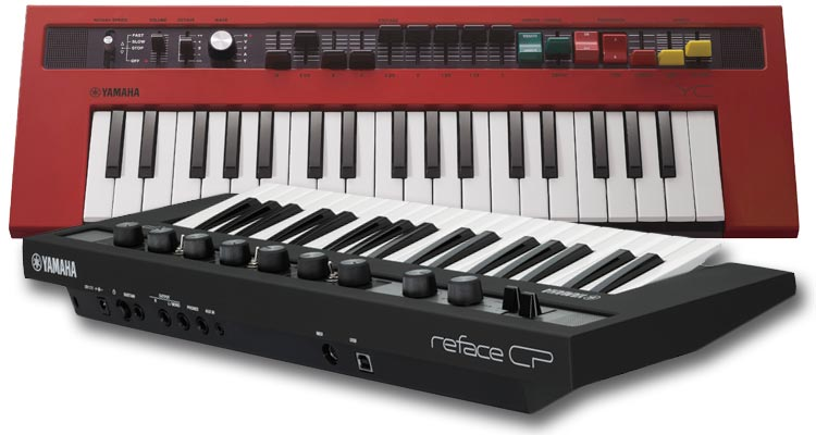 Yamaha Reface Cp Patches