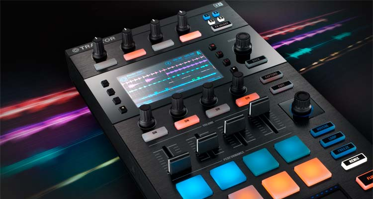 STEMS de Native Instruments cambia el panorama del DJ creativo -¡ya disponible!