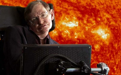 El sintetizador de voz de Stephen Hawking, en descarga Open Source