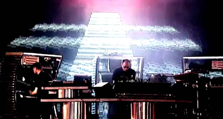 Chemical Brothers live