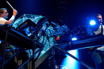 Disclosure, en directo vía streaming desde Apple Music Festival