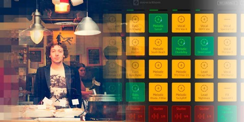 Matt Derbyshire: Launchpad y las apps musicales de Novation