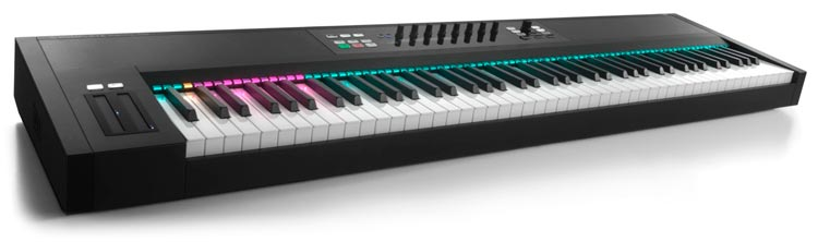 Native Instruments Komplete Kontrol S-Series S88