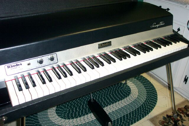 Fender Rhodes Mark I (1969)