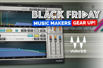 Waves TrueVerb, una reverb plugin gratis por valor de 99$ -descarga por tiempo limitado